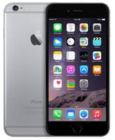 100% Original da Apple iPhone 6 Com Fingerprint 128GB 4,7 polegadas A8 IOS 11 Recuperado Desbloqueado Mobile Phone