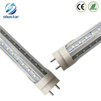 V-förmig 4ft T8 LED-Röhrchen 4FT 5ft 6ft 8ft Lights Kühlertür-LED-Leuchtstoffröhren Licht Lampe LED G13 Doppelglühen-Beleuchtung