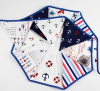 New Arrive 12 Flags 3. 2m Pirate Theme Cotton Fabric Bunting ...