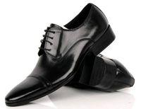 Модные современные дизайнерские формальные мужские туфли из натуральной кожи с черными коричневыми балетками для бизнес-офисов размер: 38-44