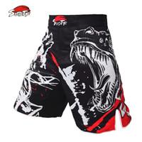 Suotf Mma Shorts Тайские боксерские шорты Боксерские трусы Yokkao Kickboxing Fight Wear Брок Леснар Шорты боксерские штаны Тайгер Муай Тай