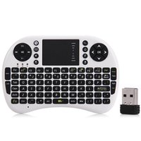 Mini wireless keyboard or 2 one keyboard or 2. 4 G wireless k...