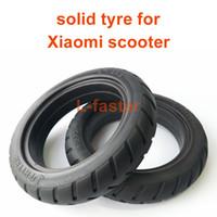 8 1 / 2x 2 sólidos pneu mijia scooter de substituição de pneus xiaomi scooter elétrico de reposição airless pneu 8.5x2 pneu de borracha para m365 scooter