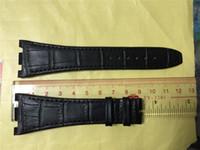 Correas de cuero individuales Bandas de goma para relojes de marca con hebilla para relojes de lujo Piezas individuales baratas para reloj de pulsera