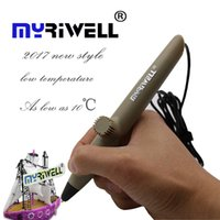 Whosale Myriwell 3D Printing Pens RP- 200A USB Low Temperatur...