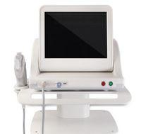 طبي الصف الحقيقي hifu 5 خراطيش عالية الكثافة التركيز الموجات فوق الصوتية hifu الوجه رفع آلة HIFU للوجه وعلاج الجسم