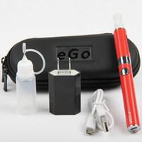 ugo-v MT3 kit de arranque 650 900mah UGO V batería MT3 vaporizador atomizador tanques vape plumas cigarrillo electrónico ego evod ugo cremallera kits de caja