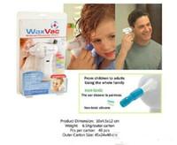 Promotie Wax Vac Elektrische Draadloze Vacuüm Oorreiniger Oor Wax Safe Remover Reiniging Gemakkelijk Pijnloos Tool Siliconen Tips Oor Safe Clean Dry
