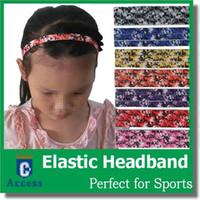 2017 digital camo Stirnbänder mit NO SLIP GRIP-Technologie - Perfekt für Sportler 3er Pack in 1