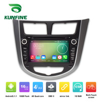 Quad Core 1024*600 Android 5. 1. 1 Car DVD GPS Navigation Play...