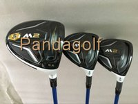Golf Woods Set Clubs M2 460 Driver Fairway wood with graphit...