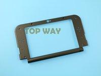 Per NUOVO 3DS XL LL Nuovo 3DSXL 3DSLL Parte superiore della custodia della copertura superiore della custodia della parte superiore centrale