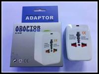 Универсальное стеновое зарядное устройство Все в одном международном подключении адаптера World Travel Ac Power Charger адаптер с Au US UK EU Converter Plug