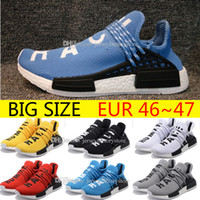 Originals NMD HUMAN RACE Pharrell Williams x NMD Runner Men ...