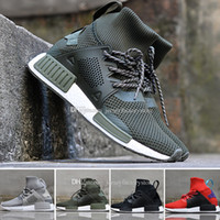 New Arrival NMD XR1 Winter Boots Mans Women Racer Red Grey B...