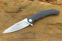 Yüksek kaliteli soğuk çelik katlanır bıçaklar Bowie blade CNC zt pocket knife Tek el destekli otomatik bıçaklar