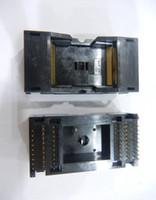 Wells-CTI TSOP56Pin IC Gniazdo testowe 648-0562211-A01 0.5mm Pitch 18.4x20mm Burn In Gniazdo
