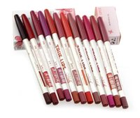 Menow lip liner pencil generation II waterproof lipstick pen...