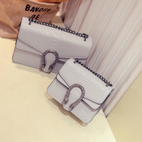 Wholesales New Designer Handbags snake leather embossed fash...