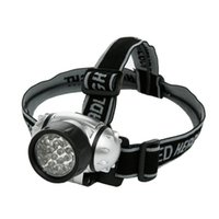 Best Portable Lighting Waterproof 21 Led Headlamp Light Outd...