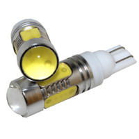 2 pz vendita calda T10 W5W 194 168 7.5 W COB LED ad alta potenza auto auto cuneo luci laterali parcheggio inverso lampadina lampada di backup DC12V