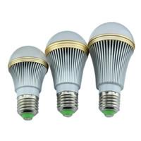 Dimmerabile 9W 15W 21W 27W Led Lampadine Lampada E27 E26 Lampada Globo Led Bianco caldo / Natrual / Freddo AC110-240V