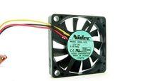 NIDEC D05X-12TL 50 * 50 * 10 0.05A 12V 3 alambre distancia agujero 4.2CM ventilador de la CPU silencioso
