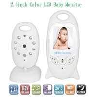 Hot baba eletronica video baby monitor 2. 4GHz IR Nightvision...