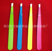 Wholesale- Free shipping 2016 new Stainless Steel Tweezers fo...