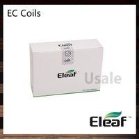 ELEAF ECヘッド0.3OHM 0.5OHM IJUST 2アトマイザーコイルメロトアトマイザーコイル100%オーガニックコットコイルヘッド1メロタンク100%オリジナル