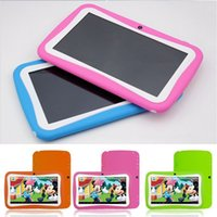 7 inch Quad Core Children Kids Tablet PC 8GB RK3126 Android ...