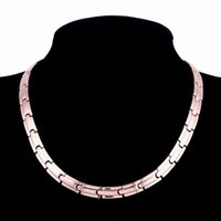Wholesale top quality Rose gold plated Mens Chain Stainless ...
