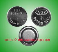 많은 AG2 LR59 (396A) LR726 SR726 197 시계 배터리 1.5V 알카라인 버튼 셀 배터리 당 5000PCS