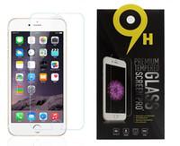 Film de protection d'écran en verre trempé pour iPhone SE 5 5S 6 6S Samsung S6 Plus LG G4 G5