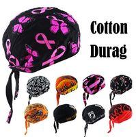 Envío gratis bicicleta de montaña deportes al aire libre bicicleta pirata pirado bandana sombrero hip hop tapa bufanda durag impresión del hombre gorra