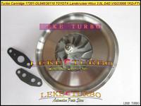 خرطوشة توربو CHRA CT16V 17201-OL040 17201-30110 17201-0L040 لتويوتا لاندكروزر هايلكس D4D فيجو VGT 3000 1KD-FTV 3.0L 173HP
