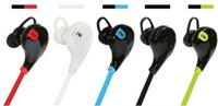 Sports Running Gym Bluetooth V4. 1 Headset In- ear Earphones W...