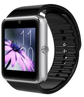 HOT!!!GT08 Bluetooth SmartWatch wearable devices Support SIM...