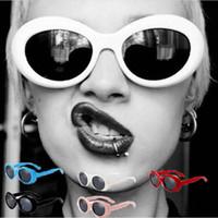 Óculos de sol de alta qualidade Óculos de sol ovais novo clássico moda  mulheres e mulheres 3f087def35