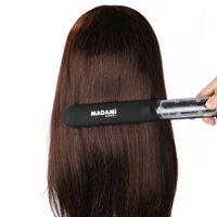 وصول جديدة MADAMI 450F زيت الأركان المهنية مستقيم الشعر البخار استخدام المنزلي أو صالون موافقة استخدام CE DHL شحن مجاني