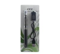 CE4 Blister pack kit 1.6 ml atomizador 650 mah 900 mah 1100 mah bateria ego cigarros eletrônicos baratos kit de iniciante