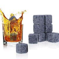 Whiskey Stones 2 * 2 * 2 см льда кубик виски холодные камни виски камни натуральный виски камень льда кубик виски рок-бар аксессуар в баровке