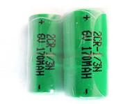 Lithium-Batterie 2CR1 / 3N 2CR11108 4LR44 500pcs / lot 6v für medizinische Ausrüstungen