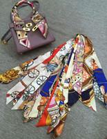 أكياس سكراف مقبض زفاف سيدة الخمار فرنسا AU محفظة محفظة تقليد الحرير حقيبة يد المرأة حقيبة الكتف باريس الولايات المتحدة EUR حمل الأمتعة