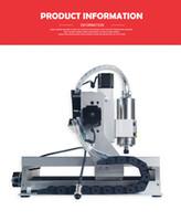 Mini-Holzbearbeitungsmetall 3020 800w 3-Achsen-CNC-Fräser für Hobby
