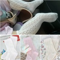 Fashion Baby Girls Socks 2016 New Cotton Hollow Out Children...