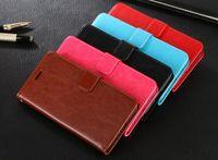 Para bbk vivo x6s plus case capa luxo colorido original bonito magro virar carteira de couro case para bbk vivo x6s plus