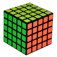 Free Shipping 5x5 Square Shape Speed Magic Cube Puzzle Child...