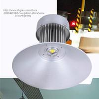 LED 하이 베이 조명 80W 60W 50W 30W AC85-265V 100LM COB 램프 Industrail 전구 방수 IP65 조명 홍수 높은 베이 직접 심천 중국