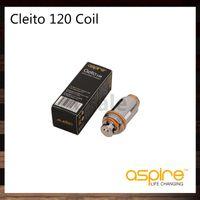 Aspire Cleito 120 Pro Coils 0.15ohm Mesh Coil 0.16ohm Головка Катушки Для Cleito 120 Бак Cleito 120 Pro Распылитель 100% Оригинал